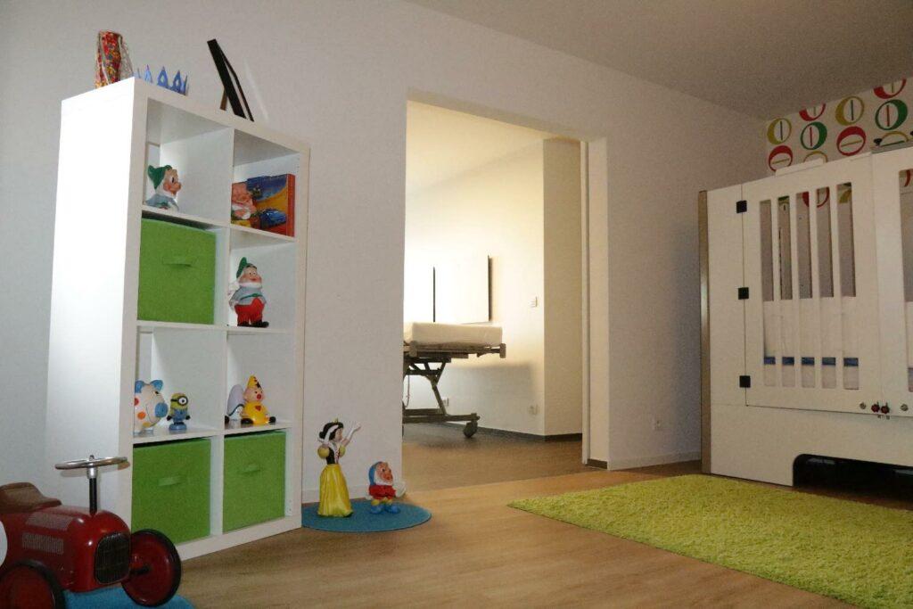 Barriere vrije badkamer icm slaapkamer en lift-6